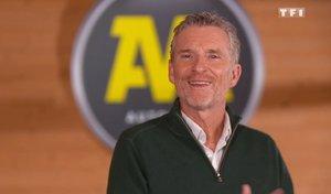 Télévision: Denis Brogniart quitte la présentation d'Automoto sur TF1