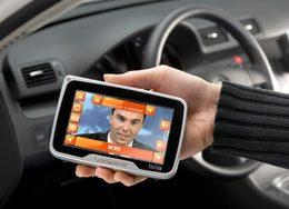 GPS VDO Dayton PN 4000 et 6000 : les premiers GPS dotés de la télévision