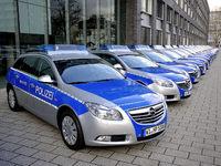 800 Opel Insignia pour la police allemande
