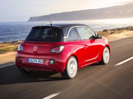 Opel Adam: la barre des 100000 commandes dépassée
