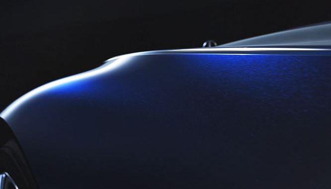 Mercedes : premier teaser pour le nouveau concept Vision