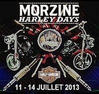 Calendrier : Morzine Harley Days du 11 au 14 juillet