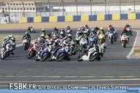 Championnat de France Superbike : La liste des engagés 2011