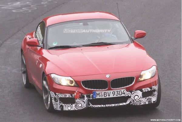 Spyshot : BMW Z4 M Sport Pack