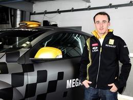 Megane Renault Sport N4: elle se prépare à entrer en scène