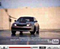 Pub Vidéo Subaru Impreza STI : Bouclez là !