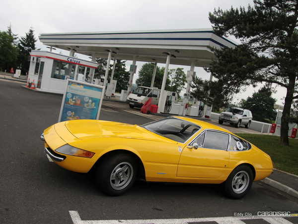 Photos du jour : Ferrari 365 GTB/4 Daytona (Sport & Collection)