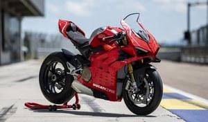 Une Ducati Panigale V4 R grandeur nature en LEGO!
