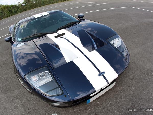 Photos du jour : Ford GT