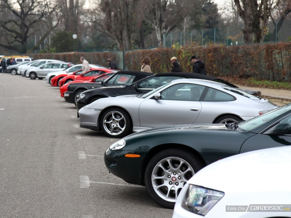 Photos du jour : Cars and Coffee (emotionautoprestige)
