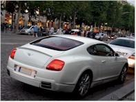 Photo du jour : Bentley Continental Mansory GT 63