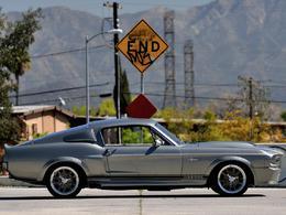 La Mustang de 60 secondes chrono bientôt à vendre aux enchères