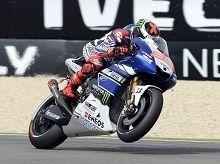 Moto GP - Assen: Jorge Lorenzo souffre et vise au moins cinq points