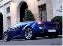 Photo du jour : Lamborghini Gallardo