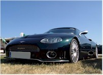Photo du jour : Spyker C8 Spyder