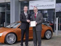 Audi investit dans la recherche pour les batteries