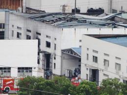 Chine : trois personnes arrêtées suite à l'explosion de l'usine Kunshan Zhongrong Metal Products
