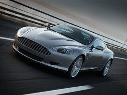 Aston Martin dépose les noms DB10, DB11, DB12, DB13 et DB14