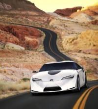 Salon de Detroit : Toyota FT-HS Concept, toutes les photos !