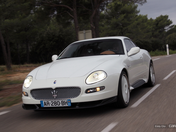 Photos du jour : Maserati Gransport (EmotionAutoPrestige)
