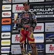 Barragan remporte son Grand-Prix National en Espagne