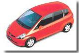 JANVIER, Honda Jazz, Mercedes Classe E, Toyota Corolla