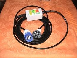 Un fabricant d'électronique dévoile un câble standard pour la Renault Zoé