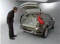 Volvo XC60 Concept: Vidéo et motorisation