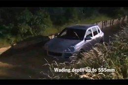 [Vidéo] Porsche Driving Experience… Off Road !