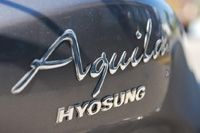 Essai Hyosung GV 650 Aquila : Born to be Kind