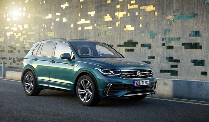 Présentation vidéo - Volkswagen Tiguan restylée (2020) : de l'hybride et une version sportive