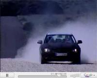 Mercedes Classe C 2008: l'échographie