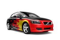 Personnalisez votre Volvo C30: avec modération, merci....