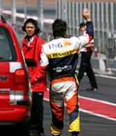 """Formule 1 - Alonso: """"Nous en sommes au même point"""""""