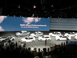 BMW, Rolls et Mini : le plus bel écrin du Salon
