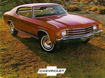 Chevrolet : après la Camaro Z/28, la Chevelle de retour ?
