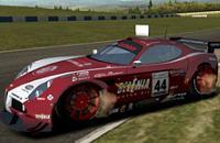 L'Alfa 8C en GT2: Le plan de bataille