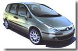 JUIN, Peugeot 807, Volkswagen New-Beetle Cabriolet