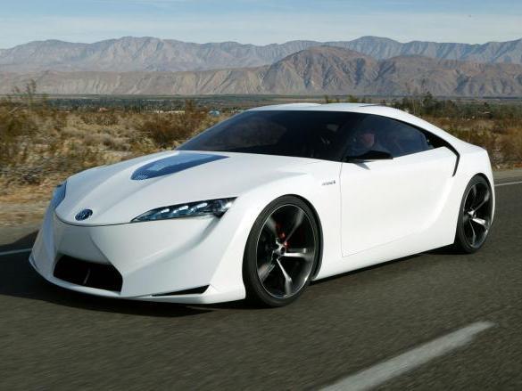 Future Toyota Supra: une hybride de 400 ch
