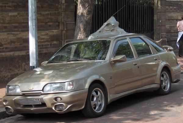 Saucisse Du Vendredi Ford Sierra Lunaire