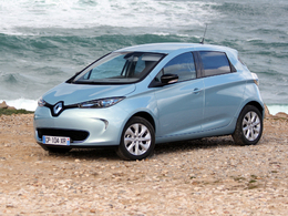 Immatriculations au mois de mars : la Renault Zoé représente 80 % de la part des véhicules électriques