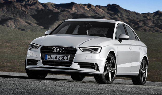 Audi pourrait lancer une version coupé de l'A3 berline