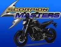 Scorpion Masters 2013: une Yamaha MT-09 à gagner pour le vainqueur