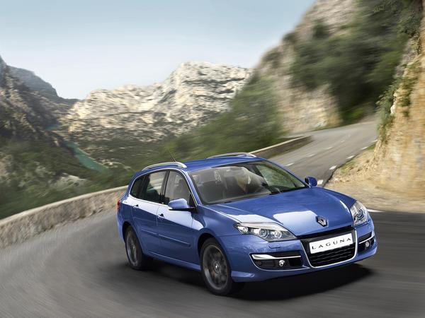 Future Renault Laguna: tout change, même son nom?