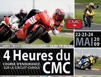 Les 4h du Carole Moto Club : les 22, 23 et 24 Mai 2009