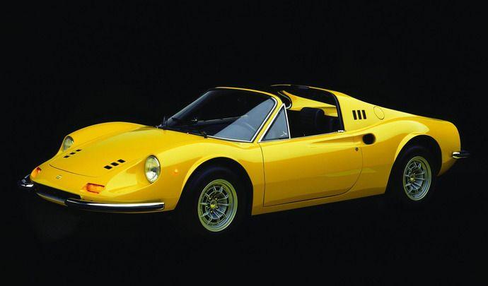 Ferrari : le cas Dino toujours à l'étude
