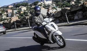 Piaggio Medley 125 : consommation mesurée à 2,5l/100 km