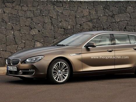 Une BMW Série 6 Gran Touring, cela vous dirait?