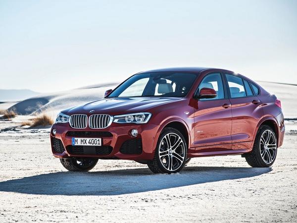 Le BMW X4 lancé en Malaisie à ... 105 000 €