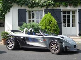 Réponse du quizz du 12/11: C'était la Lotus 340R !